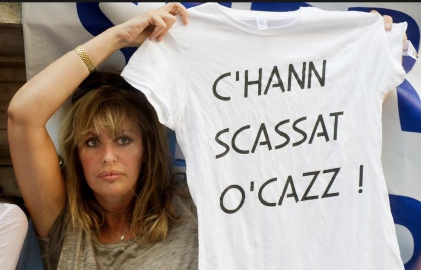 La Senadora Mussolini del Cazzo