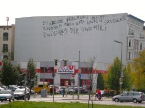 High graffitti