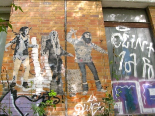 + Graffitti