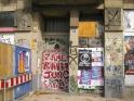 Corner graffitti