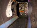 Graffitti de la puerta del túnel