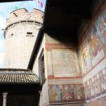 Frescos del Castello
