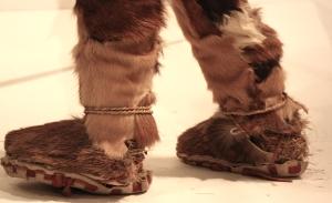 Zapatos de Ötzi