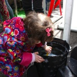 Future maker on her own!