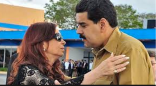 Cristina y Maduro