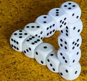 dice_optical illusion